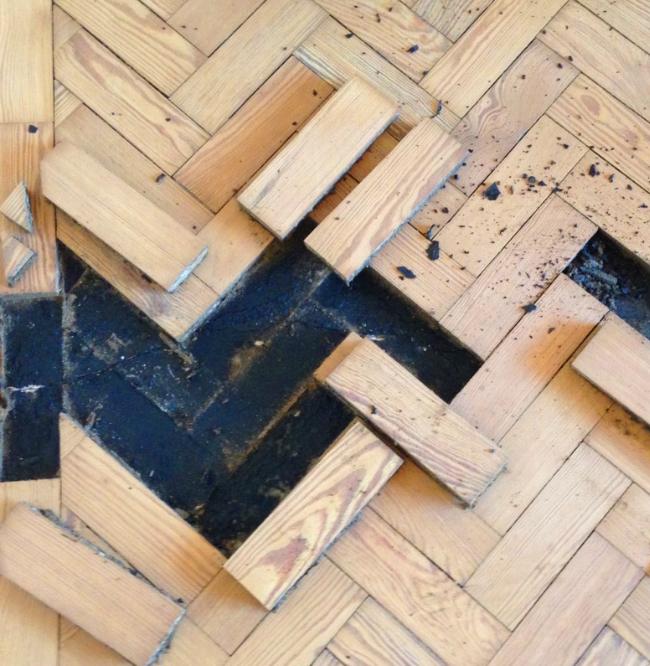 Wood Floor Repair Isle of Wight