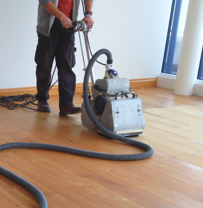 Floors Sanding Isle of Wight